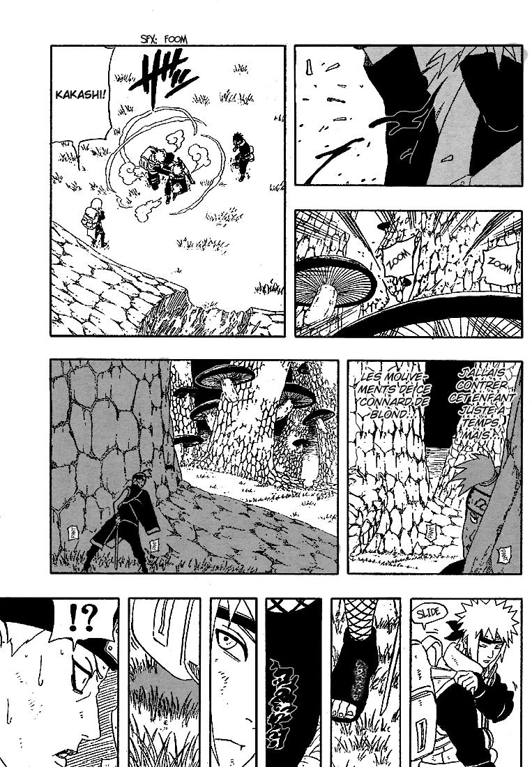 Naruto chapitre 240 - Page 9