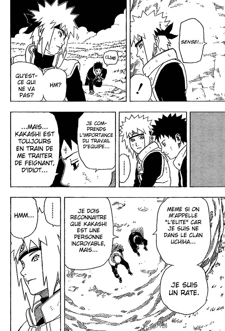 Naruto chapitre 240 - Page 16