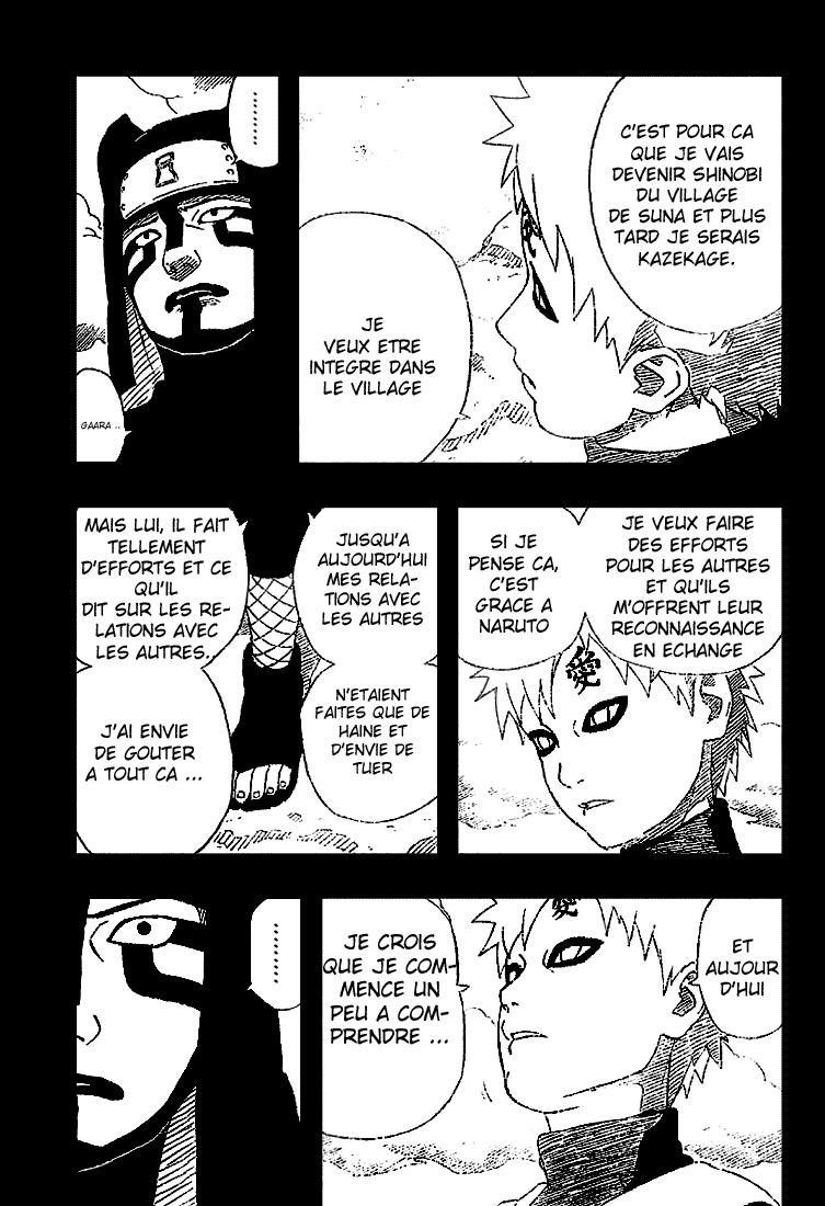 Naruto chapitre 249 - Page 7