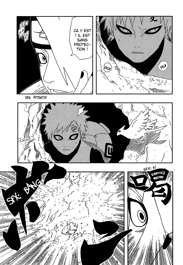 Naruto chapitre 249 - Page 14