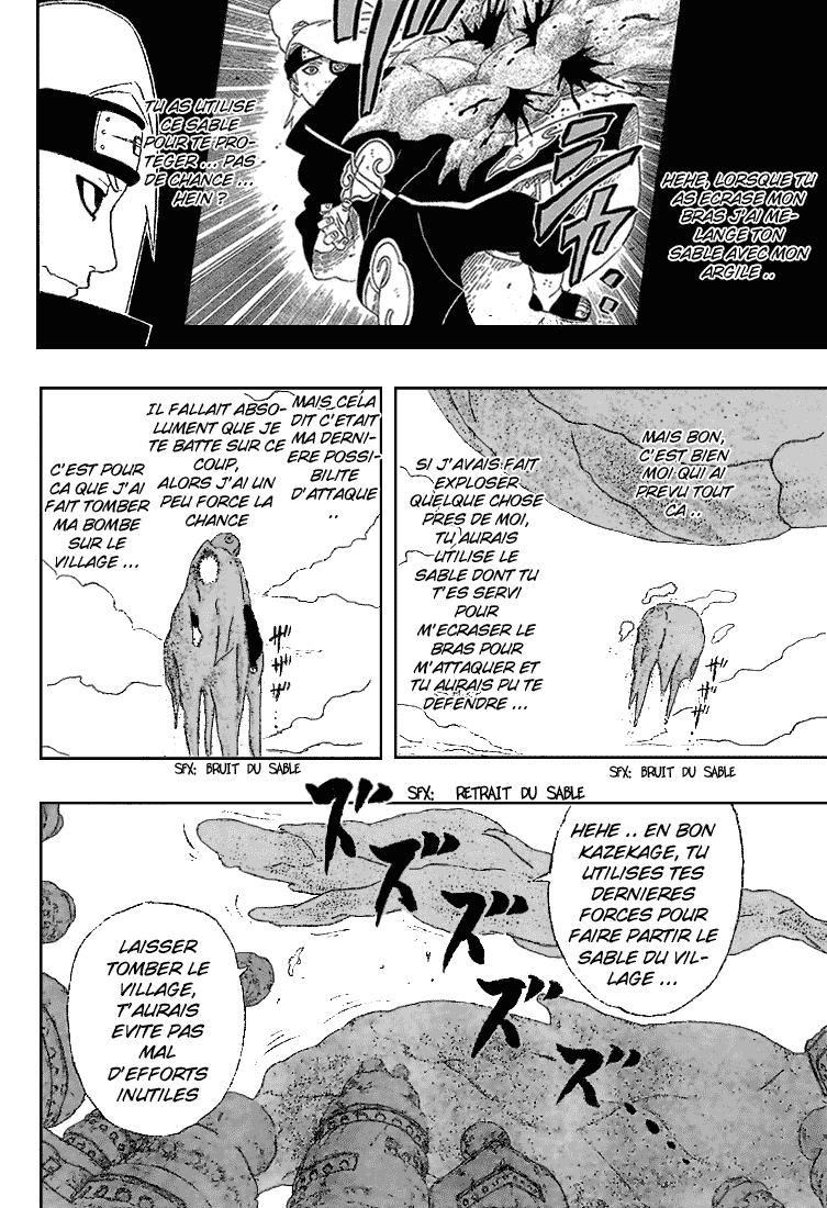 Naruto chapitre 249 - Page 17
