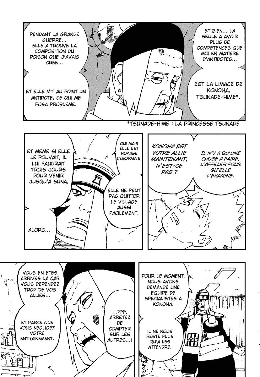 Naruto chapitre 253 - Page 6