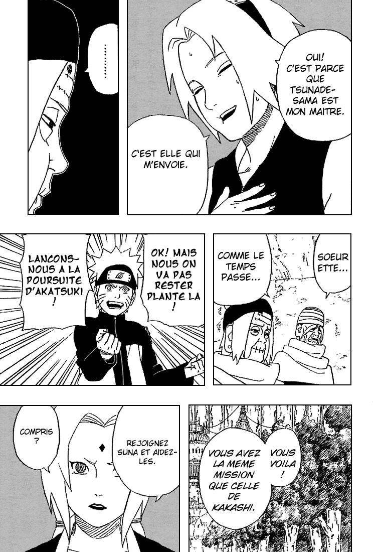 Naruto chapitre 253 - Page 18