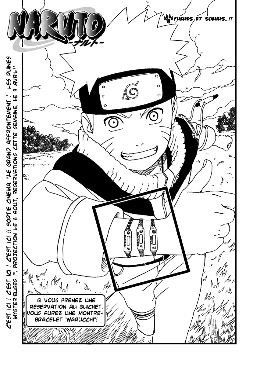 657 NARUTO TÉLÉCHARGER SCAN