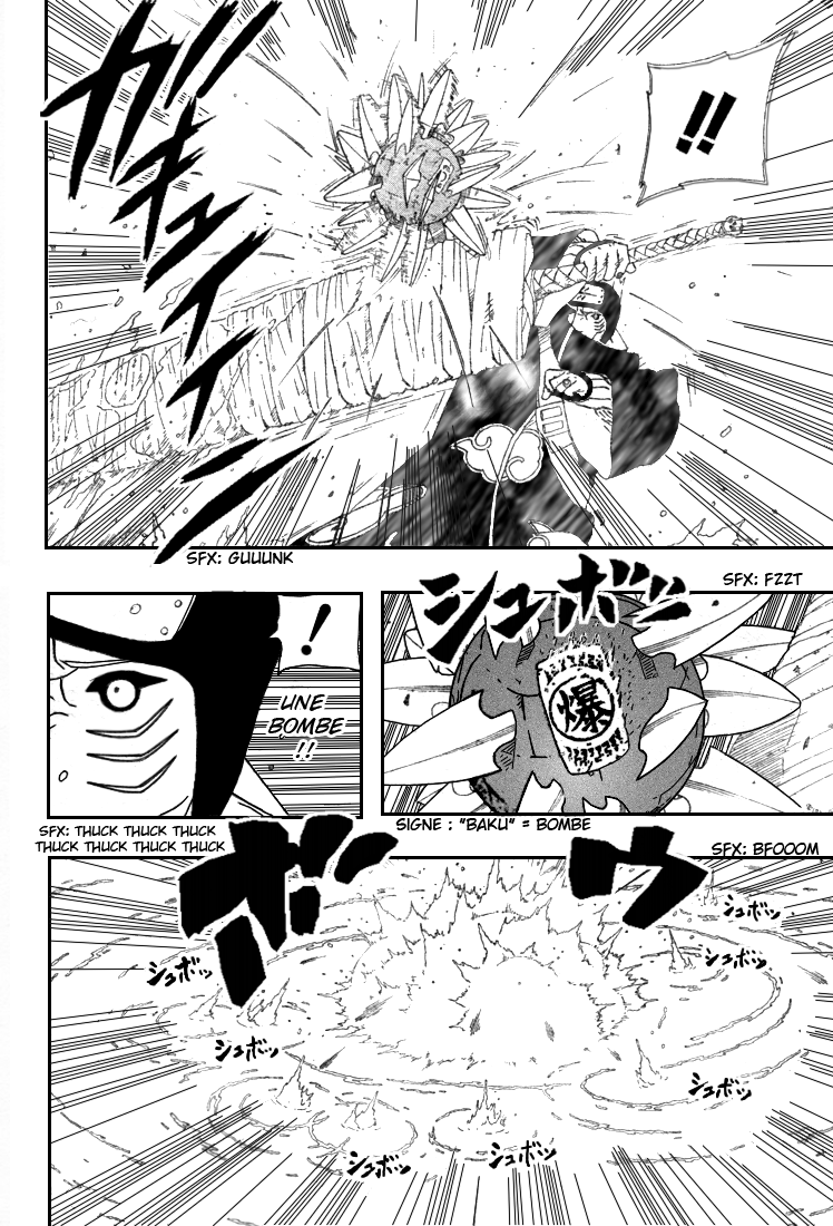 Naruto chapitre 256 - Page 7