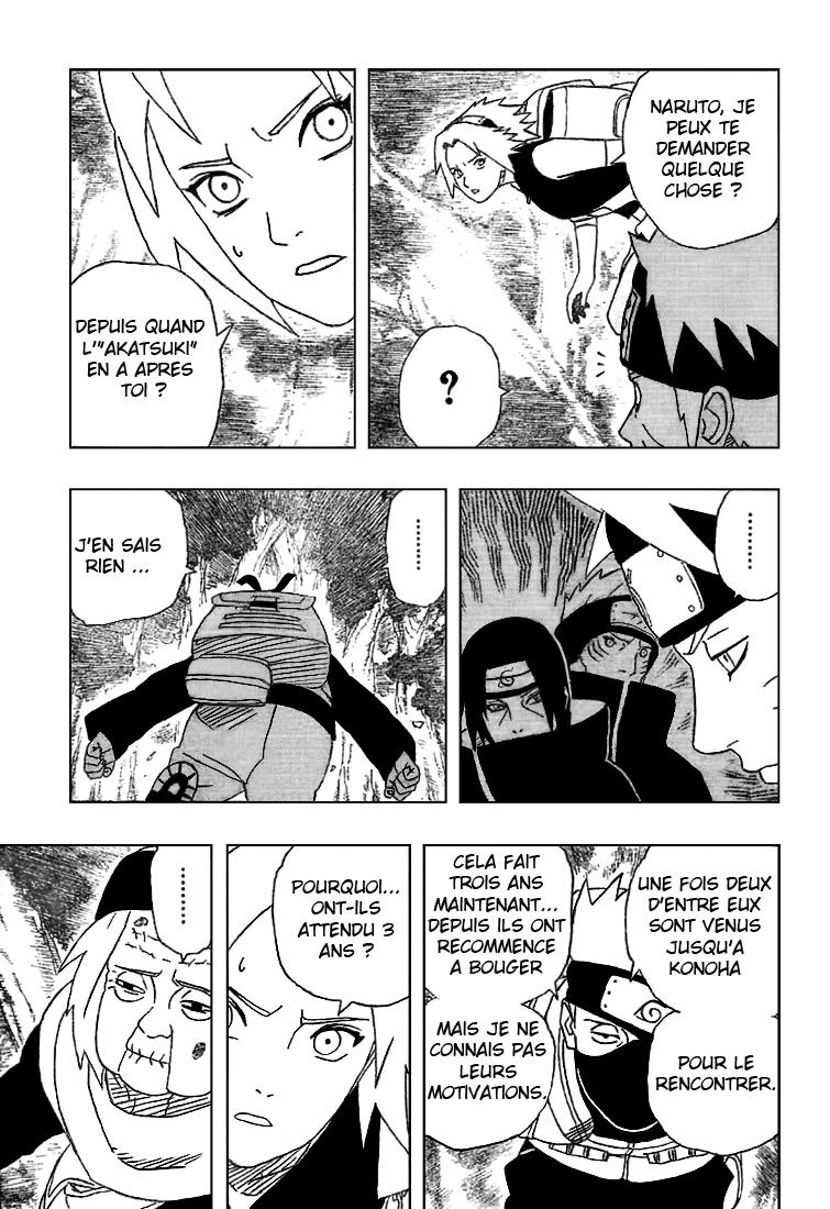 Naruto chapitre 256 - Page 10