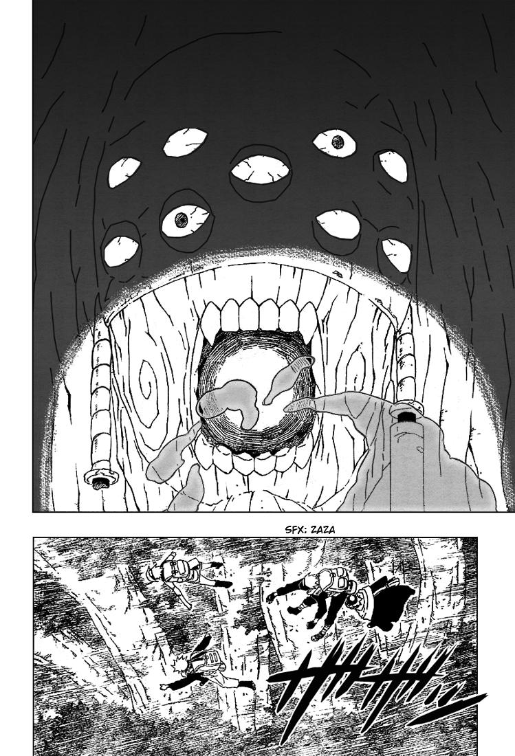 Naruto chapitre 256 - Page 15