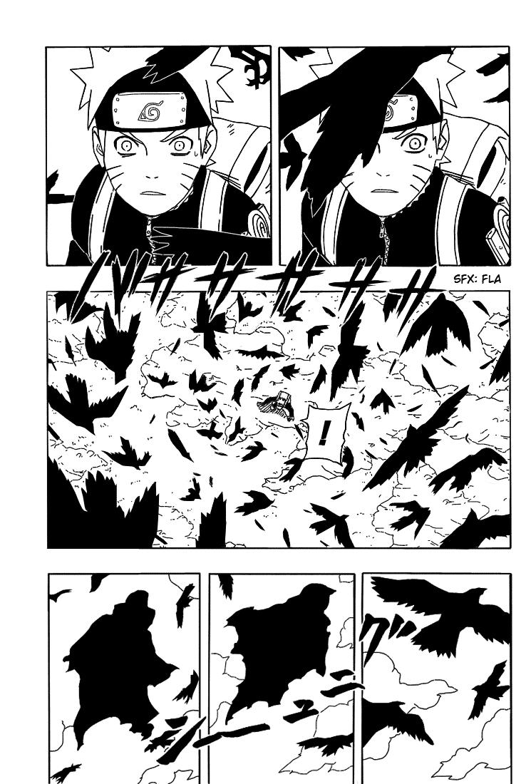 Naruto chapitre 259 - Page 5