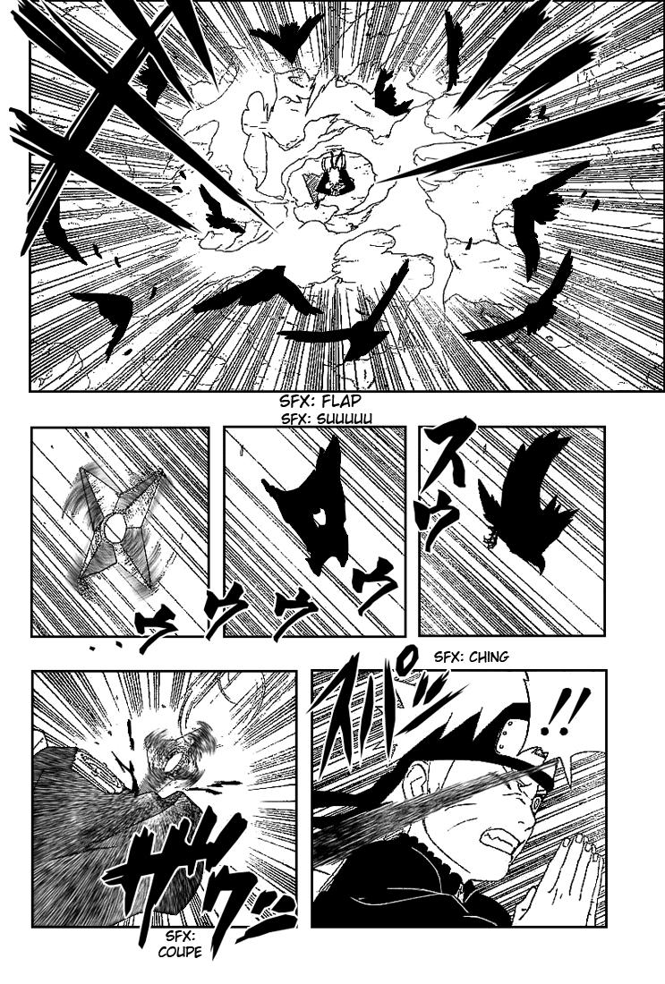 Naruto chapitre 259 - Page 12