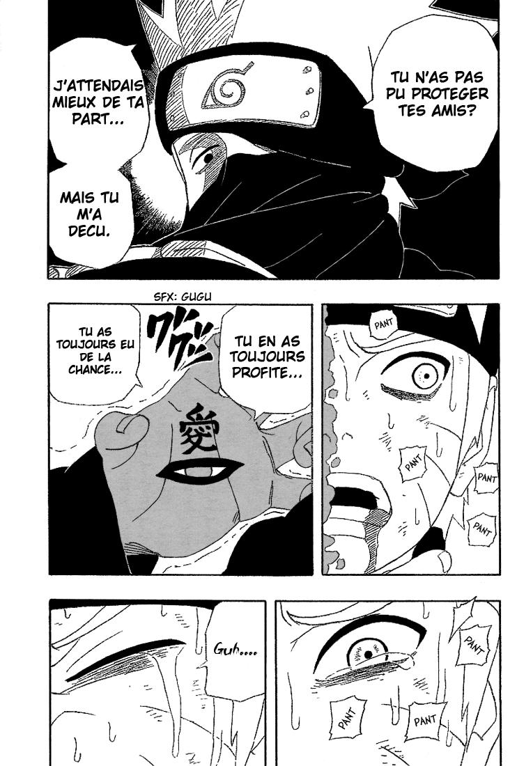 Naruto chapitre 259 - Page 17