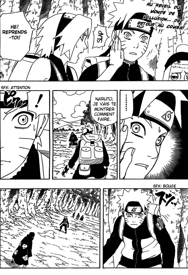 Naruto chapitre 260 - Page 2