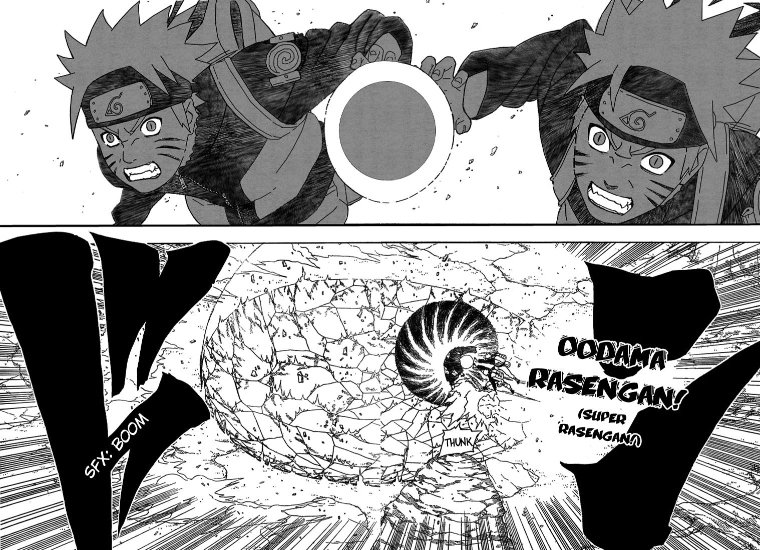 Naruto chapitre 260 - Page 10