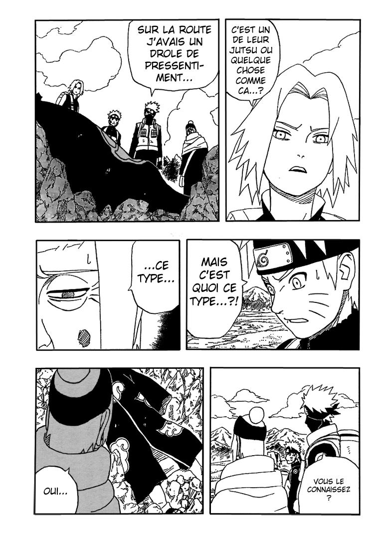 Naruto chapitre 260 - Page 14