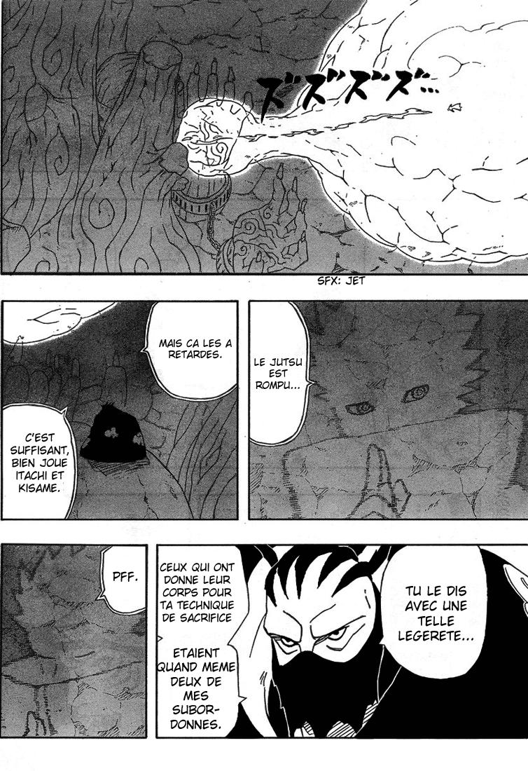 Naruto chapitre 260 - Page 17