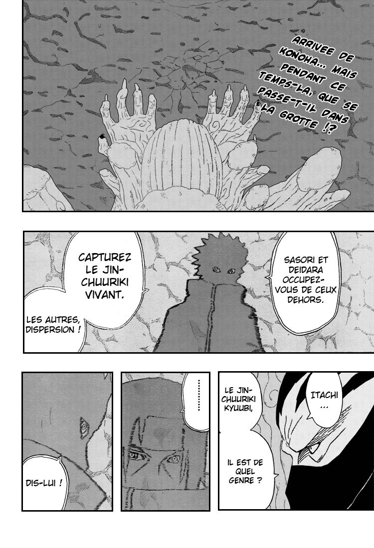 Naruto chapitre 263 - Page 2